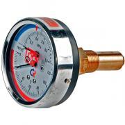 Термоманометр ТМТБ РОСМА Термоманометр ТМТБ-41Т.1 1,0 МПа/120С