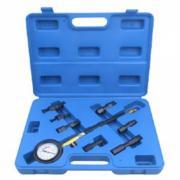 Тестер компрессии для бензиновых двигателей rockforce 0-21bar 8 предметов в кейсе rf-909g1