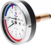 Термоманометр ТМТБ РОСМА Термоманометр ТМТБ-41Т.1 0,6 МПа/120С