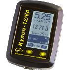 Индикатор (тестер) емкости свинцовых аккумуляторов А и Т системы 12/6p, 0,9–350 Ач (для 12 В), 0,9–600 Ач (для 6 В)
