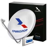 Комплект цифрового ТВ Триколор UHD с модулем условного доступа Европа