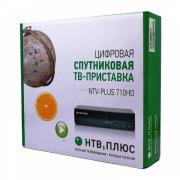 Спутниковый ресивер НТВ Плюс 710 HD + договор(Запад)+карта доступа с балансом 199 рублей