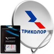 Комплект спутникового ТВ ТРИКОЛОР с Модулем CI+ (Тариф Ультра 2500)