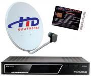 Спутниковое оборудование Платформа HD ресивер GS HD