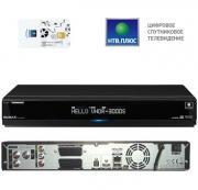 Спутниковый ресивер для НТВ-ПЛЮС Humax VHDR-3000S