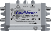 GoldMaster MS3/4EUP-2