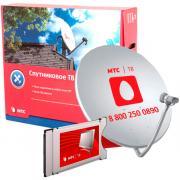 Комплект цифрового ТВ МТС с CAM-модулем и антенной №92(мес. просмотра вкл.)