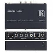 Kramer Electronics 90-716690 Приемник и ретранслятор по витой паре (TP) компонентного видео и S/PDIF