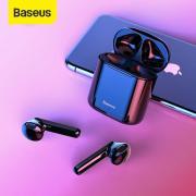 Baseus W09 TWS Беспроводной Bluetooth Earphone HIFI Спорт В-Ухо Стерео Мини Earbuds с зарядки Box