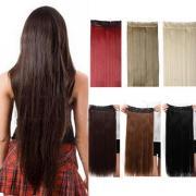 Женские накладные волосы