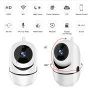 360 градусов WIFI Облако камеры Два способа Аудио HD IP камера Беспроводная Главная камера безопасности Ночной Vision