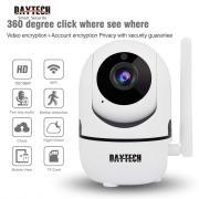 DAYTECH Беспроводной безопасности IP камеры Мини WiFi Камера Авто Движение отслеживания 720P/1080P Аудио Облако CCTV монитор