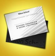 Nikon Курс по основам обработки фотографий в Adobe Lightroom