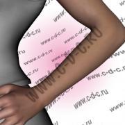 Депиляция рук до локтя(жен)