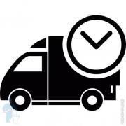 Доплата за доставку точно ко времени в диапазоне от 12-00 до 22-00