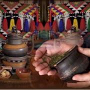 """Чайная церемония североамериканских индейцев """"Би-ги-о-э-зи-ган"""""""