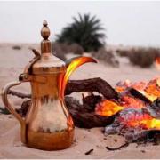 Варка Традиционного Йеменского горького Кофе