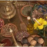 Чайная Церемония Магия цветов и трав