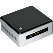 Неттоп Intel NUC Original BOXNUC5I3RYHS (983260) Черный