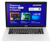 "15.6"" Ноутбук Digma AES5041EW, Intel Celeron N3350 (1.1 ГГц), RAM 4 ГБ, SSD 128 ГБ, Intel HD Graphics 500, Windows 10 Pro, (013A)"