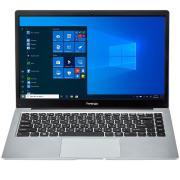 "Ноутбук 14,1"" PRESTIGIO Smartbook 133 C4 A4 9120e/4/64Gb/W10 Pro серебристый"