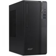 Системный блок Acer Veriton ES2740G Intel Core i3 10100 (3.6Ghz) / 8192Mb / 1000+256SSDGb / noDVD / Int:Intel UHD Graphics / war 3y / 10.2kg / black / Linux + проводные USB клавиатура и мышь