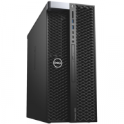 Рабочая станция Dell EMC Precision T5820 RTX i9-10940X (3.3GHz, 14C) , 32GB (4x8GB) DDR4 UDIMM 2666MHz, SSD 512GB M.2 PCIe +2TB SATA 7.2k, no graphics, DVD-RW, Win10 Pro, keyboard, mouse, 3Y Basic NBD