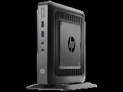 Тонкий Клиент HP t520 SL GX-212JC (1.2)/2Gb/SSD8GbHD/HP ThinPro 32/GbitEth/65W/клавиатура/мышь/черный