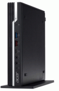 Мини ПК Acer Veriton N4670G DT.VTZER.00R G6400T/4GB/128GB SSD/Intel UHD 610/WiFi/BT/VESA Kit/USB KB-Mouse/Endless OS (Linux)