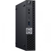 Системный блок Dell EMC Dell Optiplex 7080 MFF Intel Core i7 10700T (2.0Ghz) / 16GB / SSD 512GB / AMD RX 640 (4GB) / WiFi+BT / Keyb+mice / Win 10 Pro / TPM / 3y NBD