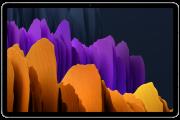 "Планшет Samsung Galaxy Tab S7+ 12.4"" 128 Gb LTE silver"