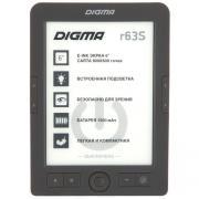 "Электронная книга Digma 40066027 6"", темно-серый"