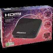 Игровая приставка Hamy 5 Black (505 игр) HDMI