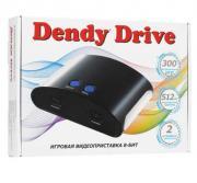 Игровая приставка Dendy Drive (300 встроенных игр)