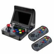 Ретро Аркада 64-битная игровая консоль с 3000 встроенных игр (Черная)