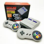 Игровая приставка Super Built Station Classic 400 игр