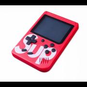 Игровая приставка консоль SUP Gamebox Plus 400 в 1 (Красный)