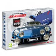 Hamy 4 «Gran Turismo» + 350 игр