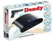 Игровая приставка Dendy 255 игр + световой пистолет