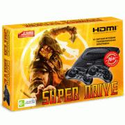 Super Drive Mortal Kombat HDMI + картридж 24 в 1