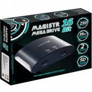 Игровая консоль Magistr Mega Drive черный (250 встроенных игр)