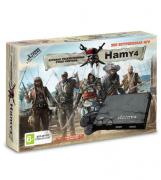 Игровая Консоль 16 Bit Sega 8 Bit Hamy 4 Assassin Creed Black Flag (350 в 1)