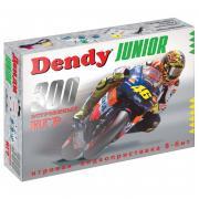Игровая приставка Dendy Junior 300 встроенных игр
