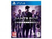 Игровая приставка Deep-Silver PS4 Saints Row The Third Remastered Стандартное издание (+18)