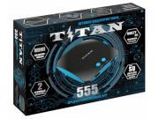 Игровая приставка SEGA Magistr Titan (555 встроенных игр) (SD до 32 ГБ) черный