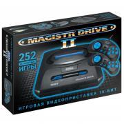 Игровая приставка Sega Magistr Drive 2 (252 встроенные игры)