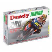 Игровая приставка Dendy Junior (300 встроенных игр)