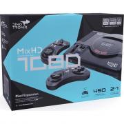 Игровая приставка Dinotronix MixHD 1080 + 450 игр + 2 беспроводных джойстика