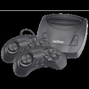 Игровая приставка Retro Genesis 8 Bit Junior + 300 игр (AV кабель, 2 проводных джойстика)