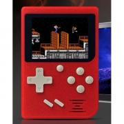 Игровая консоль Gamepad Q6 300 в 1 игры Тетрис, Стройка, Змейка (красный)